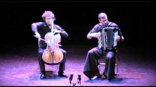 Armageddon, Astor Piazzolla / Vincent Peirani / Jocelyn Mienniel - Salque, Peirani  .mov