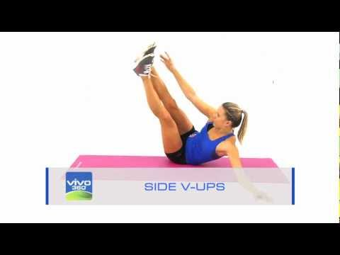 Side V-Ups