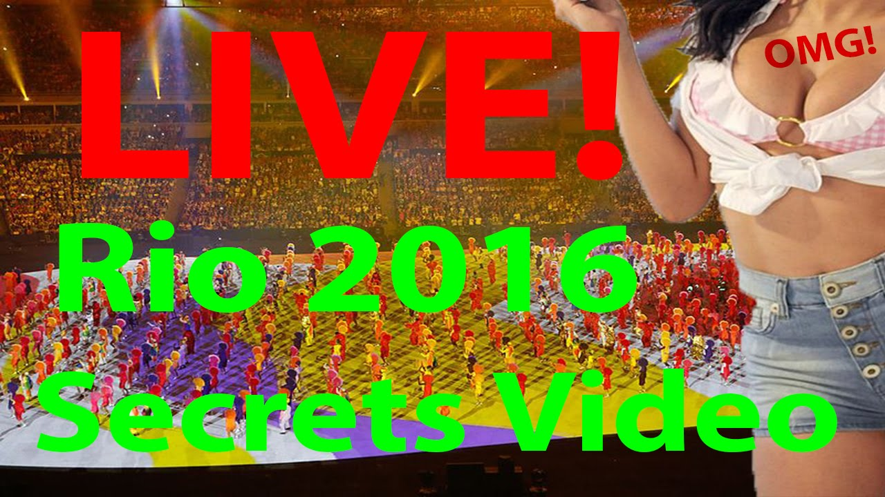 Download Rio 2016 Summer Olympics opening ceremony (Review) Full HD ★ Rio 2016 Olympic Games