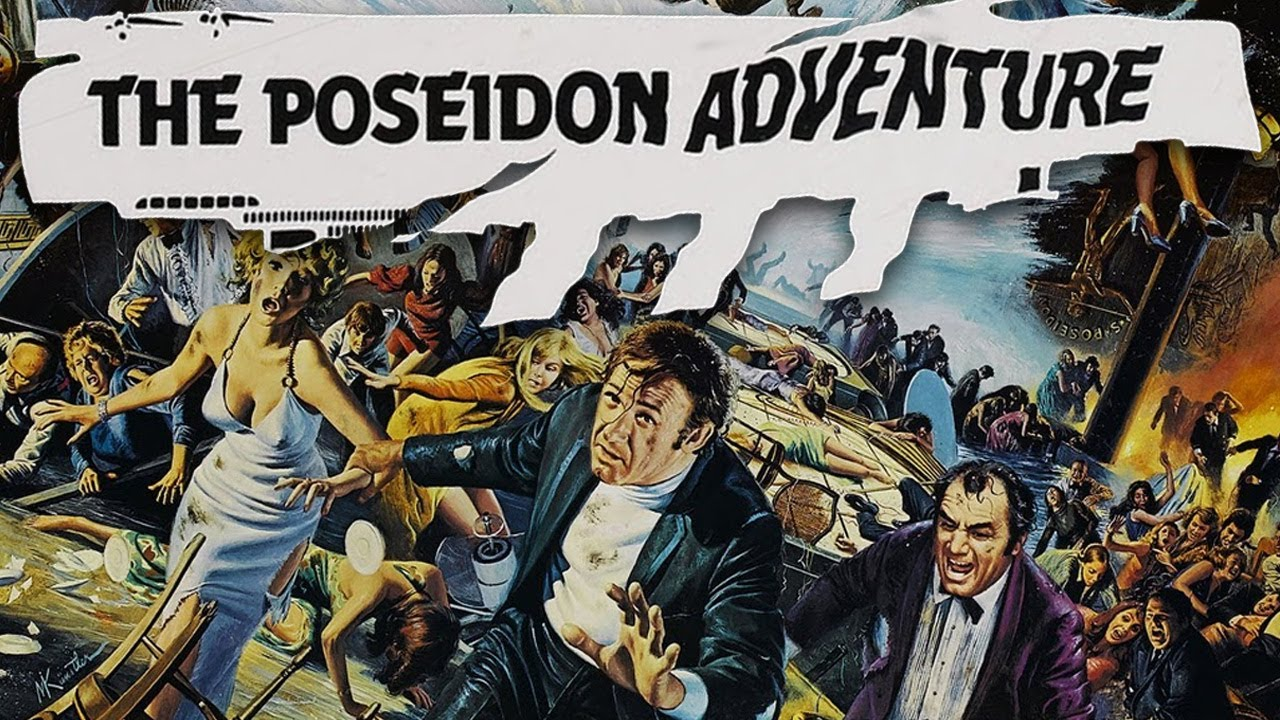 The Poseidon Adventure That Emily Ocean World Oceans Day
