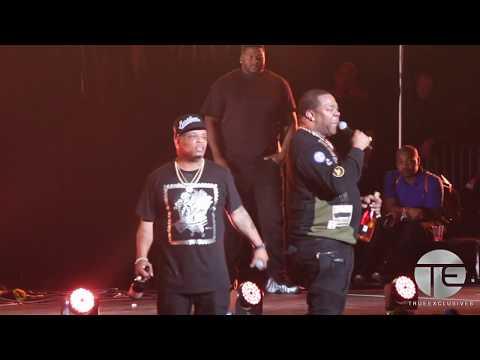 "Busta Rhymes Goes In & Drops The Mic: ""Black & Puerto Rican People Created Hip Hop!"""