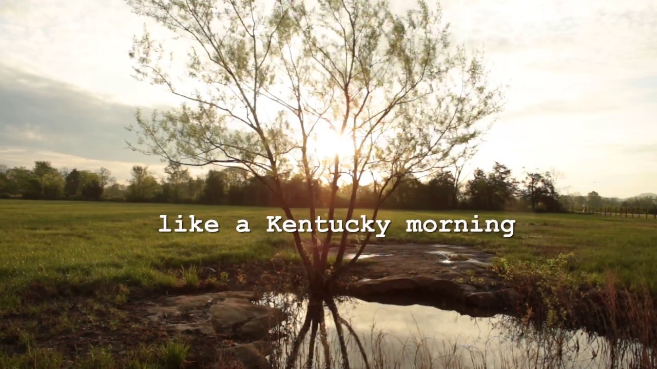 Bobby Osborne Kentucky Morning Youtube Location It Is The Tradition That A Kentuckian Never Runs He Does