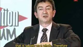 Mélenchon on social democracy - a look at French politics