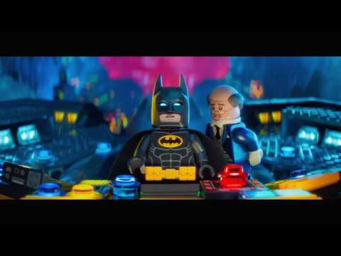 "THE LEGO BATMAN MOVIE ""Raise Your Son"" Clip 2017 Warner Bros HD"