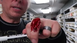 One of Brian Barczyk's most viewed videos: SNAKE BITES AND UNBOXING MORE SNAKES! Brian Barczyk