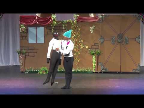 HARLEQUINADE 1º ATO - PEED,  PATRÍCIA ESTEVES Escola de Dança