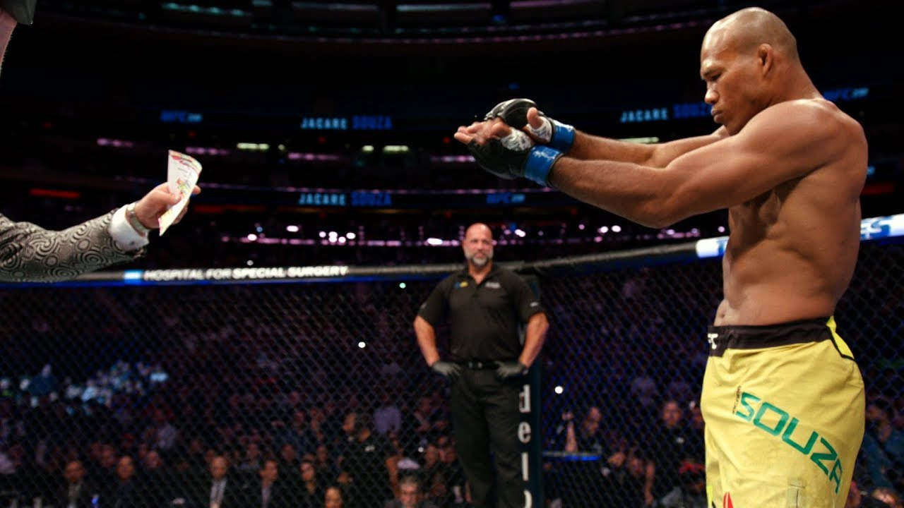 UFC Fort Lauderdale: Jacare vs Hermansson - Straight to the Top