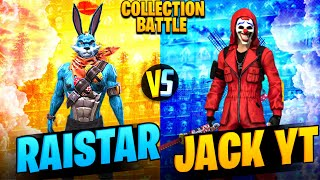 Download RAISTAR VS JACK YT    1 VS 1 COLLECTION VS -GARENA FREE FIRE