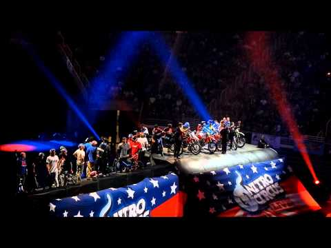 NITRO CIRCUS Live Salt Lake City 2014