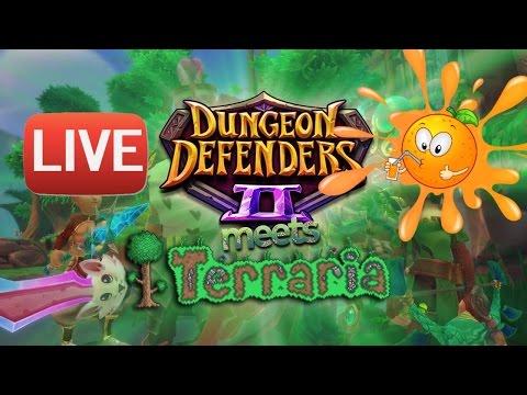 Live Dungeon Defenders 2 NM4 Fun W/ Viewers! Full TLDW