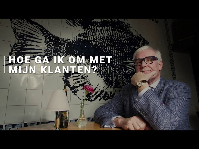 Hoe ga ik om met mijn klanten? - Willem Reimers