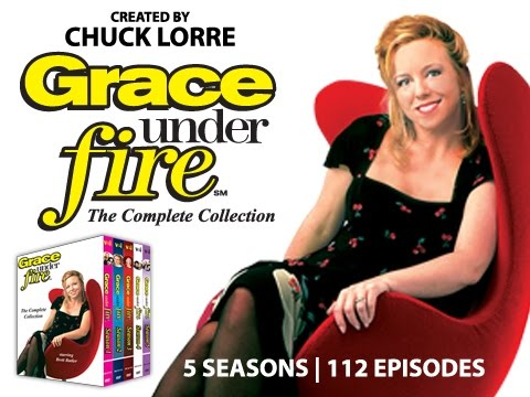 Grace under fire   THE COMPLETE COLLECTION