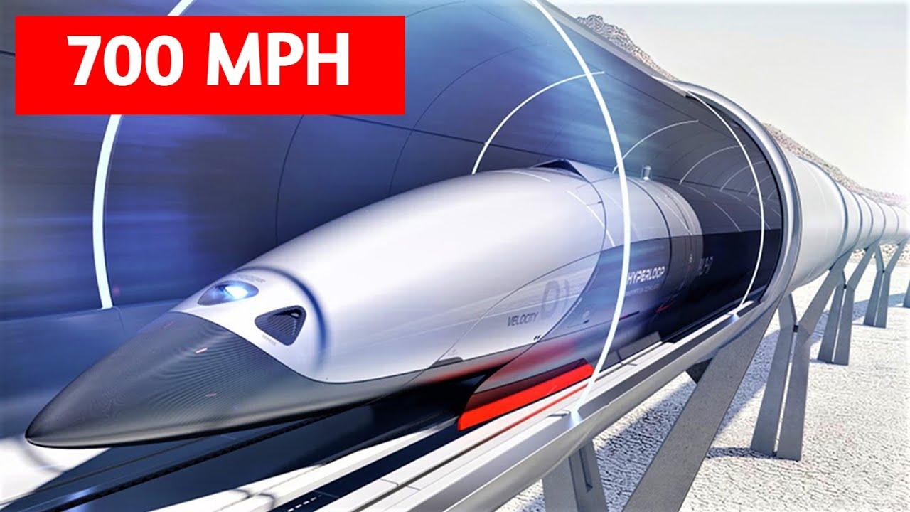 The World's First Hyperloop Passenger Experience