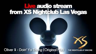 Deadmau5 Live from XS Nightclub Las Vegas (With track titles)