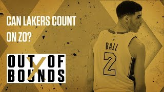 Lonzo Is A Bad Teammate   Out Of Bounds