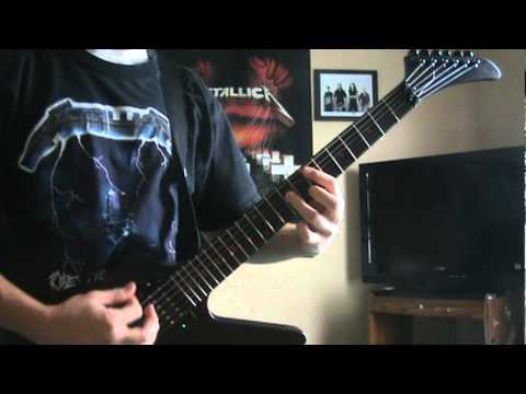 Metallica - That Was Just Your Life (Cover)