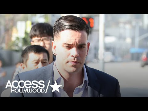 Mark Salling Pleads Guilty To Child Pornography Charges  Access Hollywood