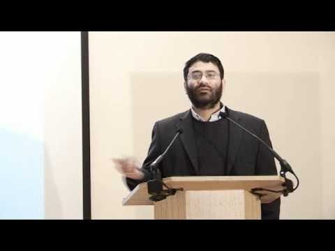 Dr Usama Hasan Part 1 - Speaking at The London Muslim Centre