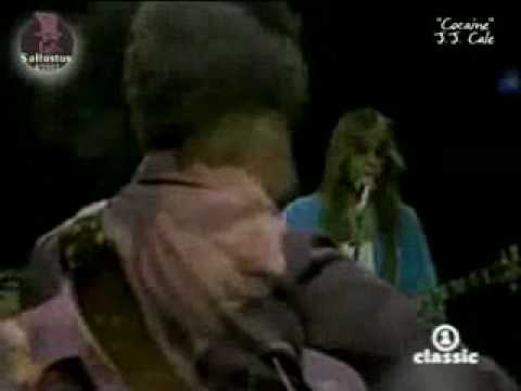 JJ Cale & Leon Russell - Cocaine [1979] In Session
