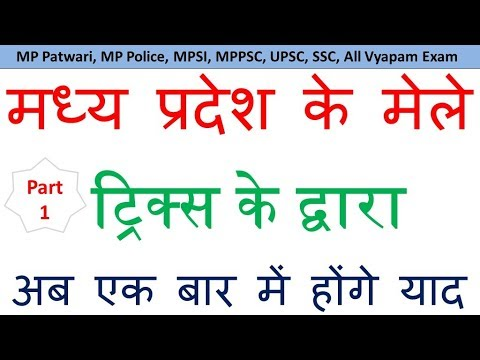 TFC Tricks | मध्य प्रदेश के मेले पार्ट -1 | Madhya Pradesh ke Mele (Fair) Part -1