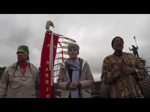 New Jill Stein Campaign Video Affirms Struggle of Pipeline Resisters