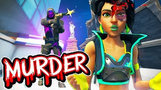 Mörder tötet alle in New York! | Fortnite Murder Modus!