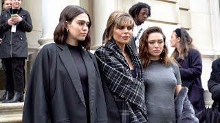 Maria Sharapova, Coco Rocha and more at the Vera Wang Fashion Show