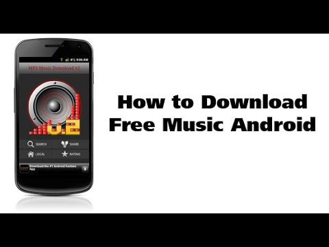 HOW TO DOWNLOAD FREE MUSIC ON ANDROID!! LISTEN TO MUSIC OFFLINE ON ANDROID! 100℅ FREE!