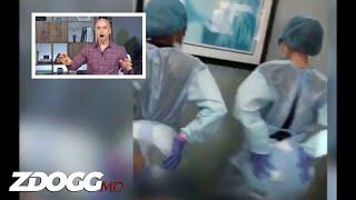 Surgeon Videotapes Herself Twerking Over Patient  Incident Report 157