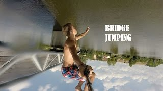 GoPro: Epic Bridge Jumping 99ft