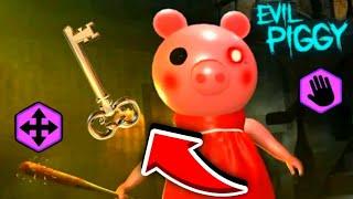 Giant PIGGY Escape - Gameplay -Walkthrough [Android - IOS]