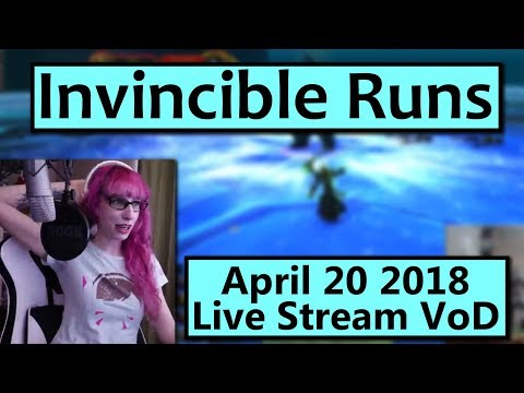 Invincible Runs - April 20 Live Stream VoD