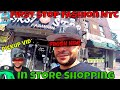First Stop Fashion NYC Shopping For Track Pants | Jersey & Fitted Cap Pickup