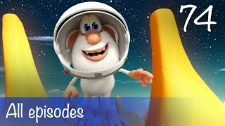 Booba - Compilation of All Episodes - 74 - Cartoon for kids