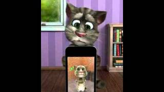 Talking Tom 2-inky pinky ponky