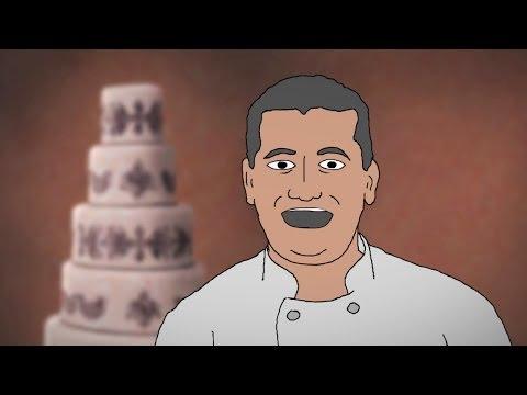 It's Cake Boss!