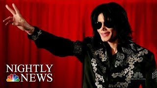 Sundance Film Festival Police Preparing For Jackson Fan Protests At Doc Premieres | NBC Nightly News