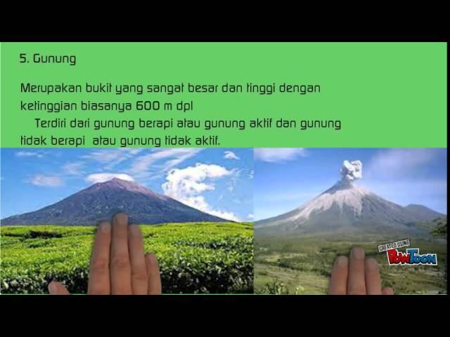 Kenampakan Alam Indonesia Youtube