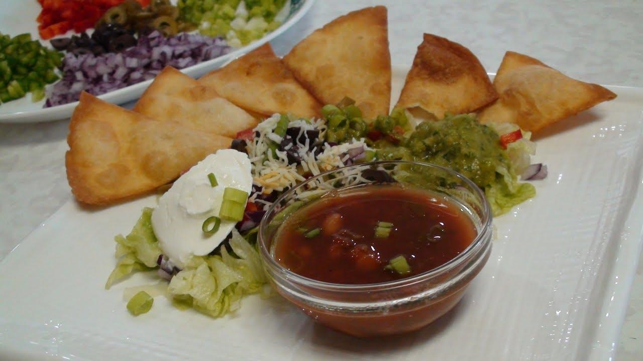 Mexican salad bhel fusion indian gourmet cooking by bhavna mexican salad bhel fusion indian gourmet cooking by bhavna youtube forumfinder Gallery