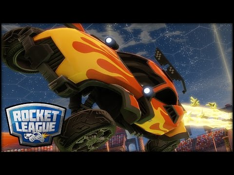 Rocket League - Zippy and Bros Strike Again!