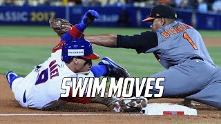 MLB | Swim Moves