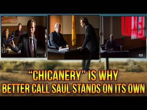 """""""Chicanery"""" is Why Better Call Saul Stands On Its Own"""