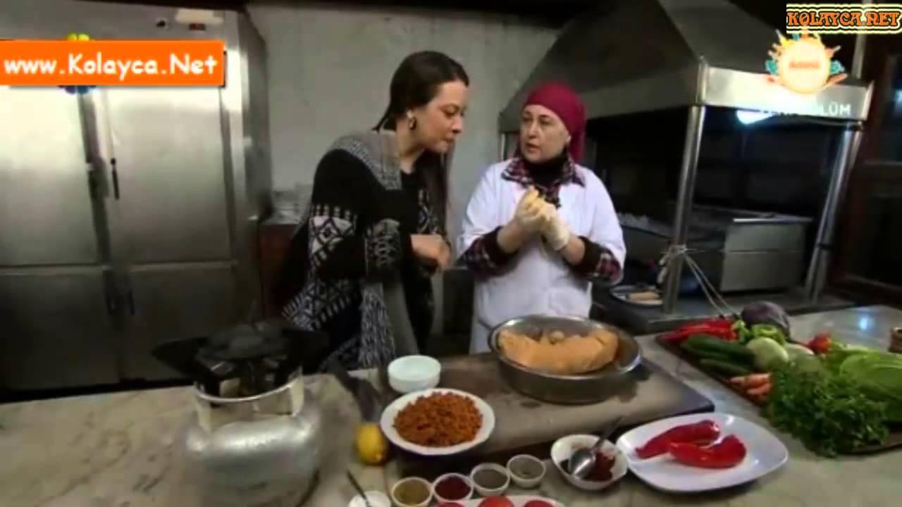 İçli Köfte Nasıl Yapılır Videosu