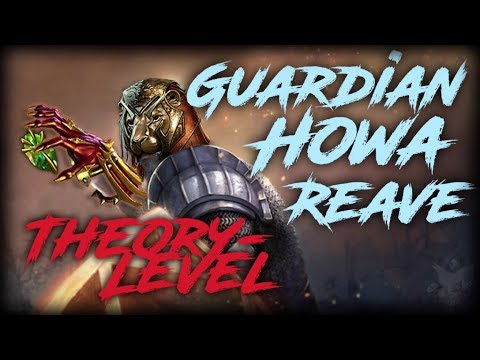 AHC 3.1 Abyss HoWA Reave Guardian - Last Build of the League
