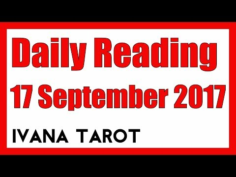 💖 DO YOU THINK OF ME ..?  Daily Reading 17 September 2017