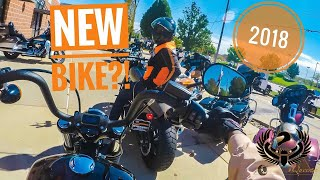 Street Bob and Fat Bob 2018 Test Ride / Review