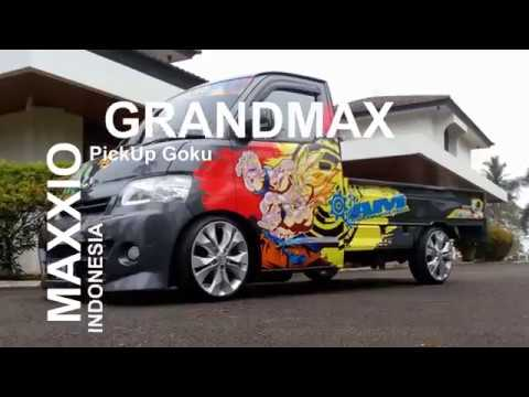 Modifikasi PickUp Grand Max Goku Maxxio Palembang