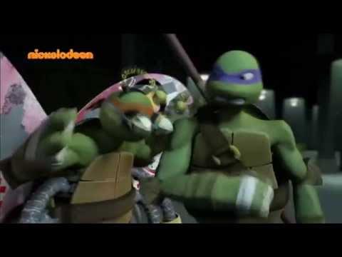 Χελωνονιντζάκια νέα επεισόδια [Nickelodeon Greece]