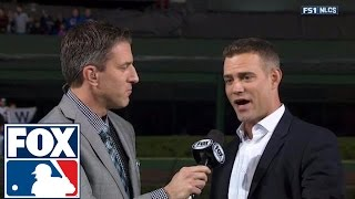 Theo Epstein: What prevents us from winning? | 2016 NLCS | FOX SPORTS