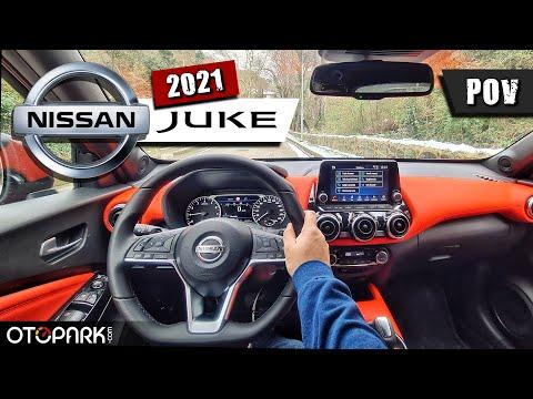 2021 Nissan Juke POV | İlk Sürüş
